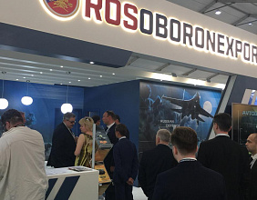 Rosoboronexport to organize Russian display  at the debut Eurasia Airshow 2018 in Turkey