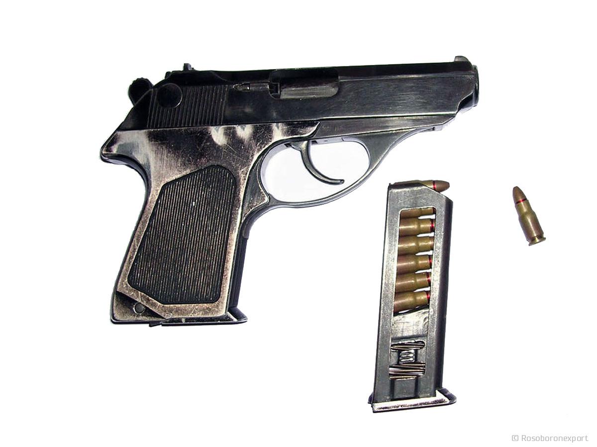 Pistol PSM