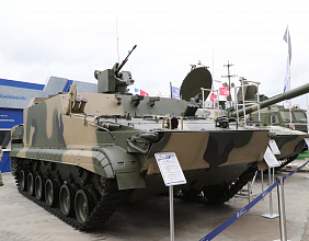 Rosoboronexport signs first contract  on supplies of BT-3F armoured vehicles