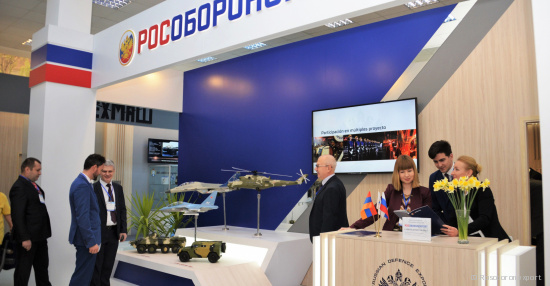 Rosoboronexport to present state-of-the-art armaments and security equipment at the ArmHiTec 2018 exhibition