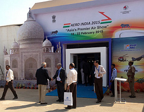 Joint projects will be the main focus of Rosoboronexport's talks with Indian partners at Aero India 2015