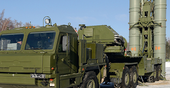 Rosoboronexport: contract with India for S-400  missile systems – biggest-ever deal in company history
