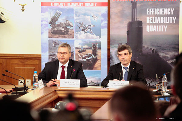 Rosoboronexport summarized the results for 2012