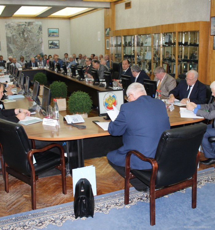 Meeting of the section Engineering and Land Forces Armament Research and Technology Council
