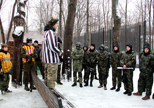 Winter Corporate Games