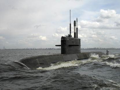 The 1650 diesel-electric submarine Amur-1650 | Catalog Rosoboronexport