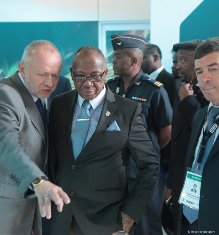 Africa Aerospace and Defence 2014