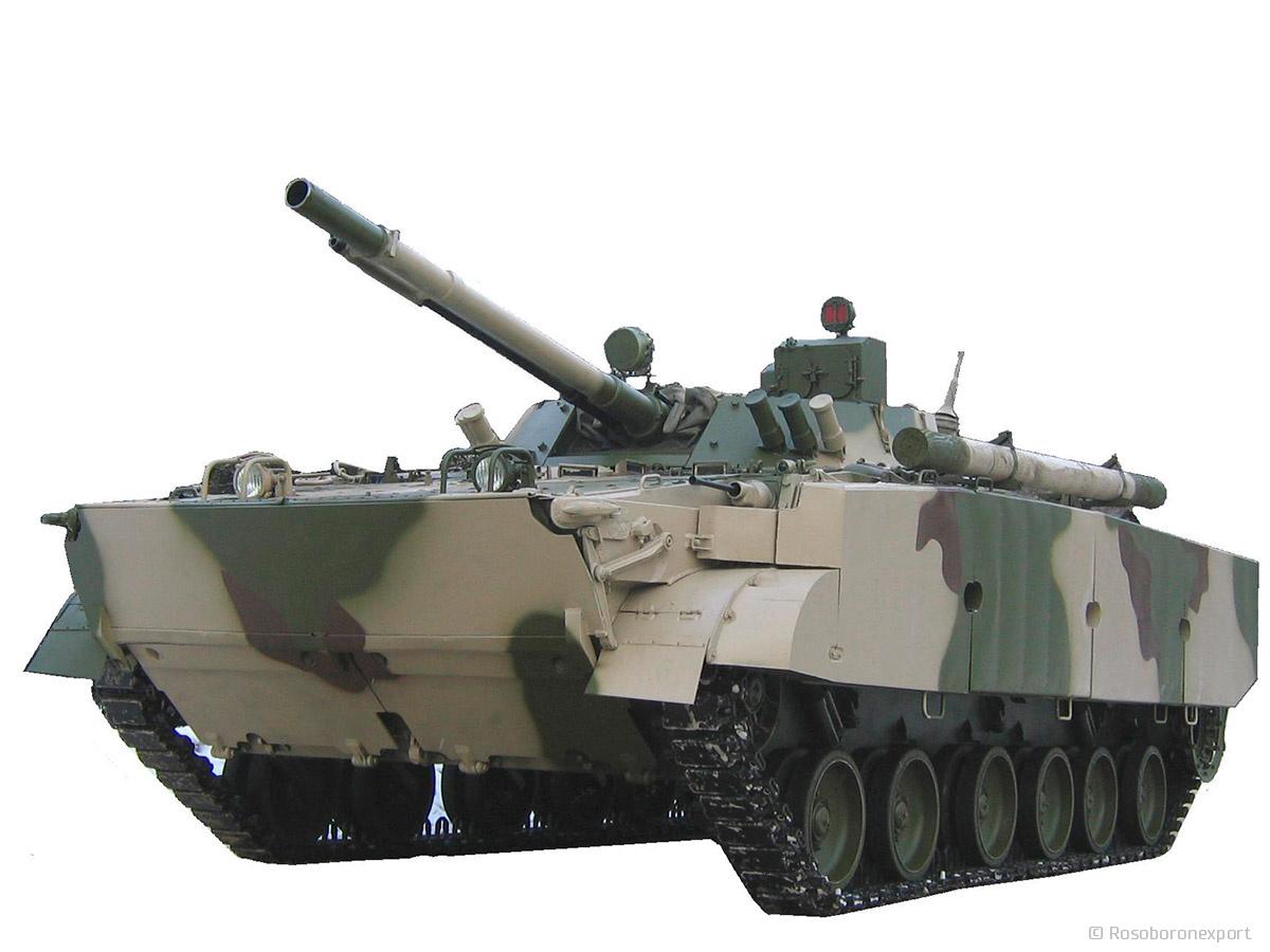 Infantry fighting vehicle BMP-3 | Catalog Rosoboronexport