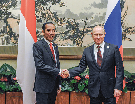 Rosoboronexport: 60th anniversary of military-technical cooperation between Russia and Indonesia