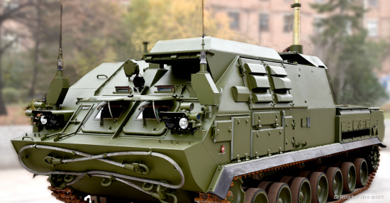 Rosoboronexport starts market promotion of the 'Viking'  air defence missile systems