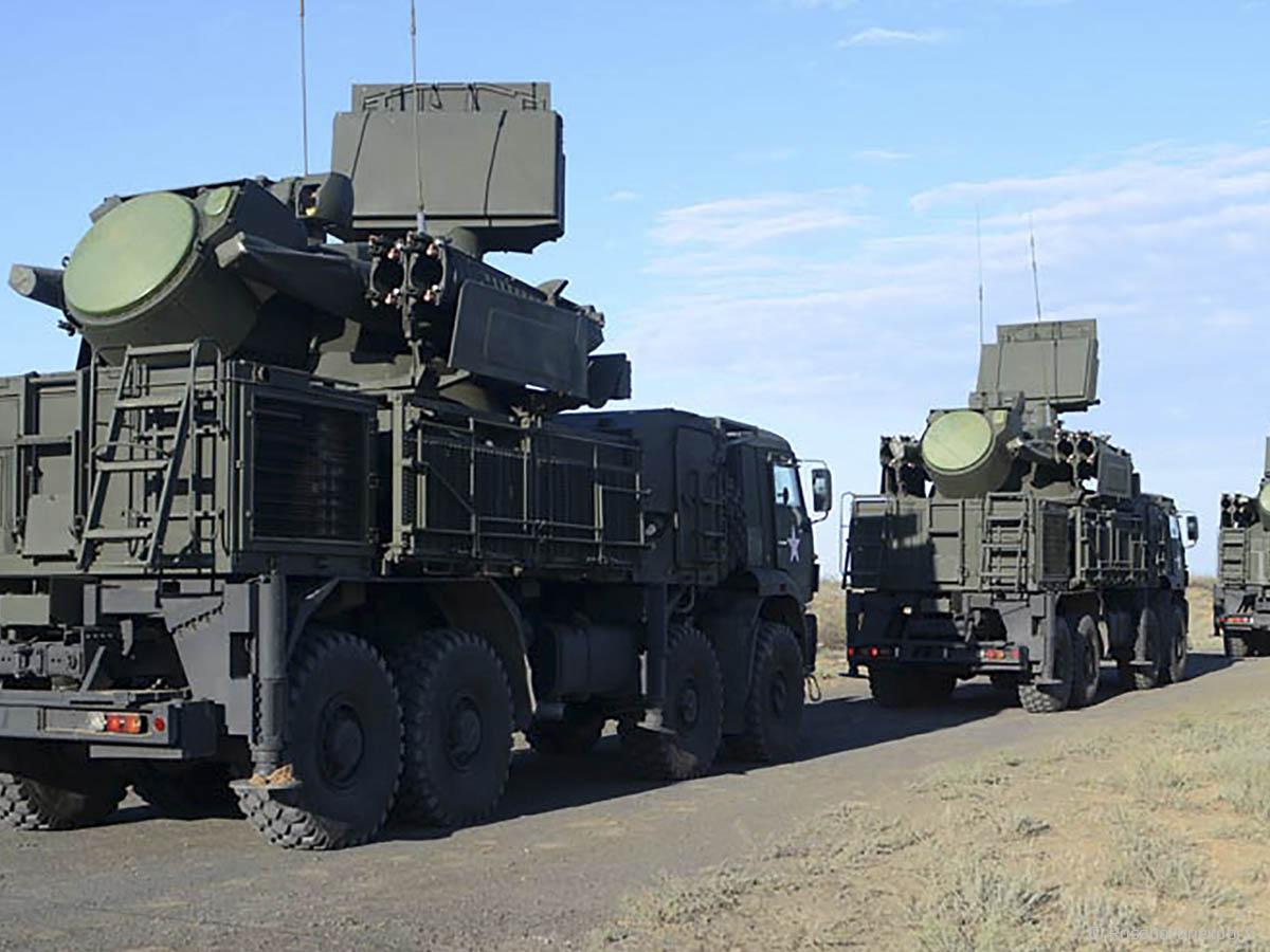 pantsir s2 missile