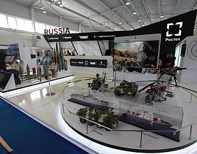 Rosoboronexport to tighten links with Kazakhstan