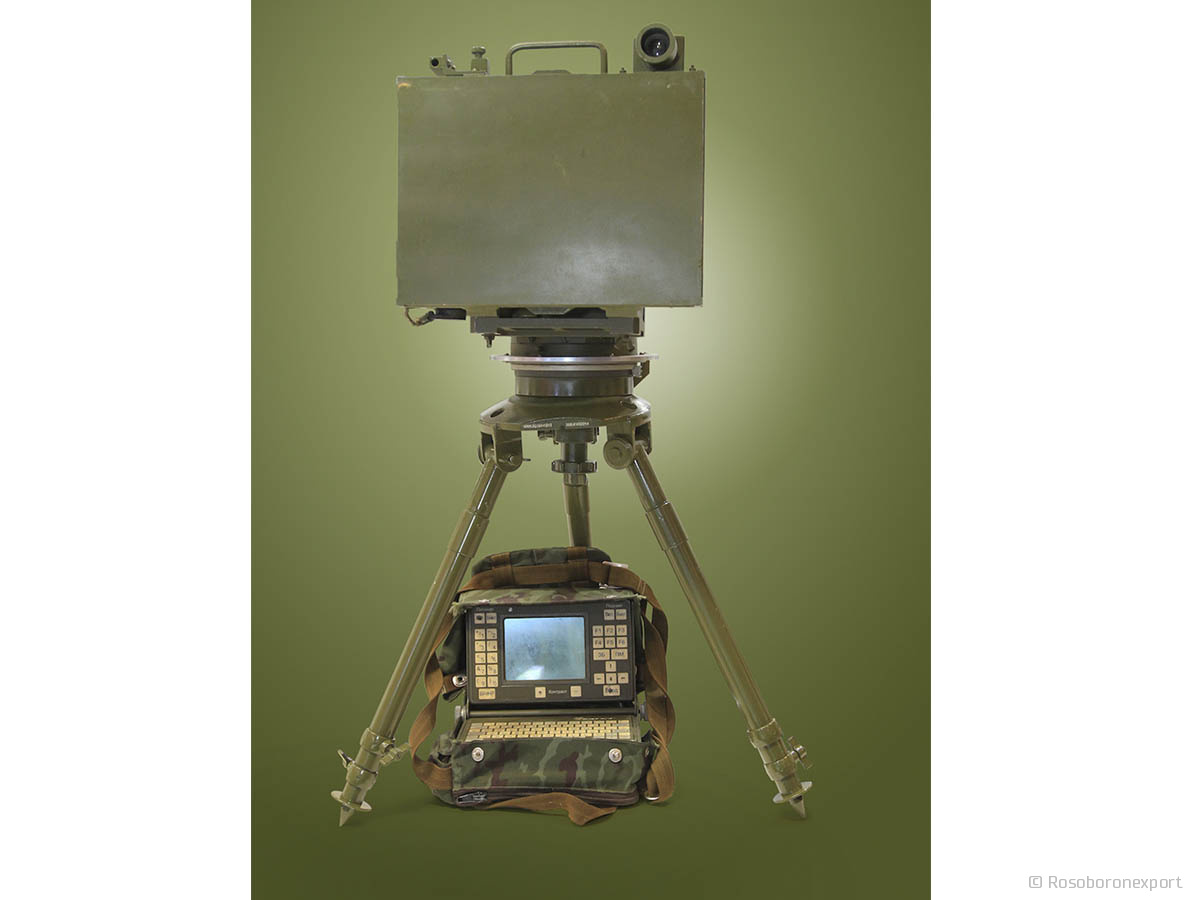 Mortar Fire Control System : Unified automated artillery ballistic station uaabs
