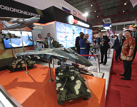 Rosoboronexport planning to sign new contracts with Indonesia