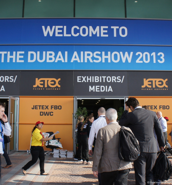 Dubai Air Show - 2013