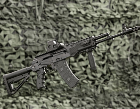 Rosoboronexport starts promoting a   new series of Kalashnikov assault rifles