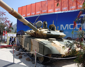 Rosoboronexport at Defexpo India 2012