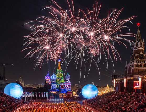 Rosoboronexport acts as general sponsor of the Spasskaya Tower festival 2016